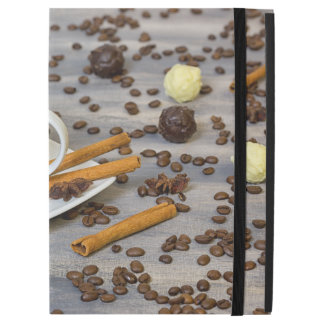 "Coffee and spices iPad pro 12.9"" case"