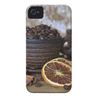 Coffee and Spices iPhone 4 Case