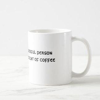 Coffee and Success Coffee Mug