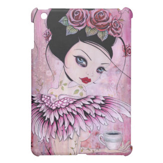 Coffee Angel iPad Case