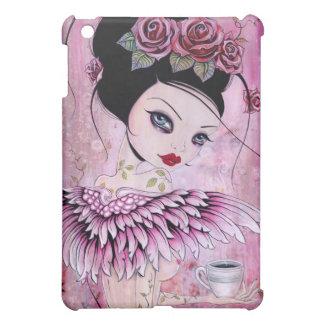 Coffee Angel iPad Case