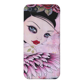 Coffee Angel  iPhone4 iPhone 5/5S Cover