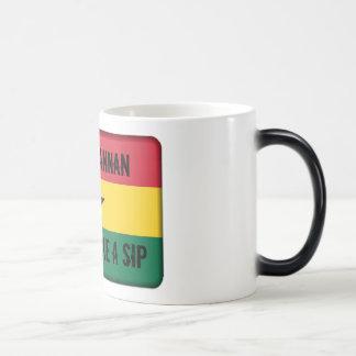 COFFEE ANNAN MORPHING MUG