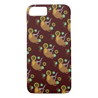 Coffee Art iPhone 7 Case