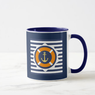 Coffee At Anchor Mug