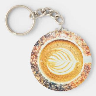 COFFEE BARISTA KEY RING
