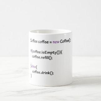 Coffee Basic White Mug