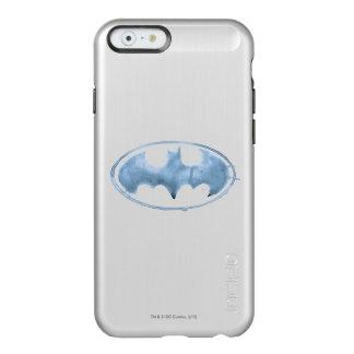 Coffee Bat Symbol - Blue Incipio Feather® Shine iPhone 6 Case