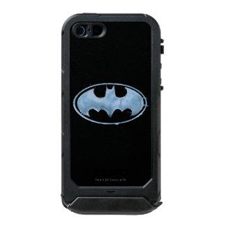 Coffee Bat Symbol - Blue Incipio ATLAS ID™ iPhone 5 Case