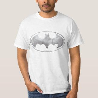 Coffee Bat Symbol - Gray T-Shirt