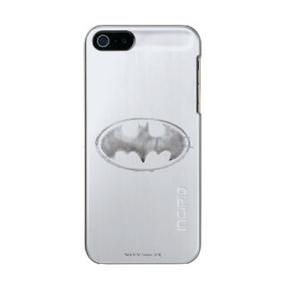 Coffee Bat Symbol - Gray Incipio Feather® Shine iPhone 5 Case