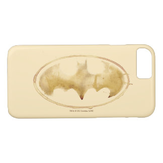Coffee Bat Symbol iPhone 7 Case