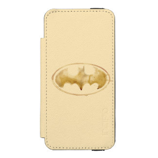 Coffee Bat Symbol Incipio Watson™ iPhone 5 Wallet Case