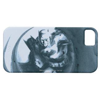 Coffee Batman iPhone 5 Cover