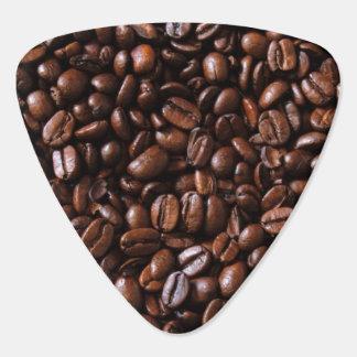 Coffee Bean Guitar Pick