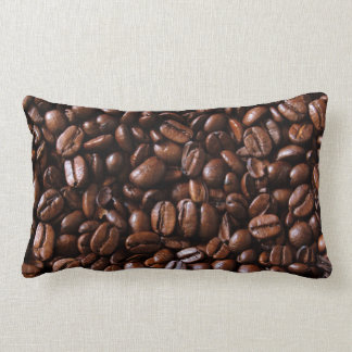 Coffee Bean Pillow