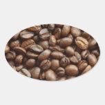 Coffee Bean sticker