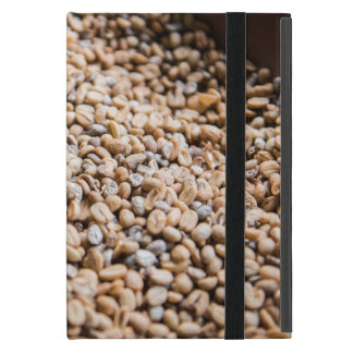 Coffee beans case for iPad mini