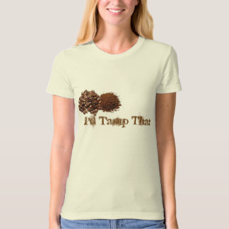 coffee-beans-coffee-grounds, I'd Tamp That T-Shirt