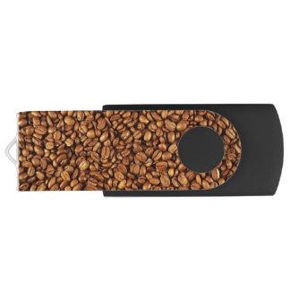 Coffee Beans Customizable USB USB Flash Drive