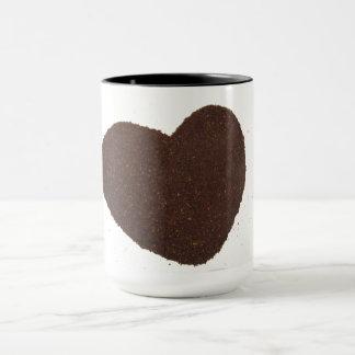 Coffee Beans, Grounded, Mug Love, Large