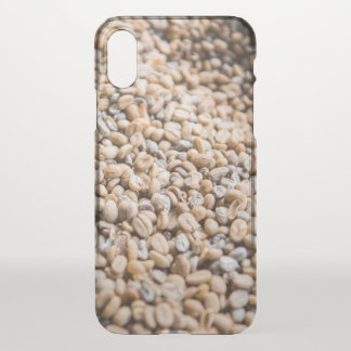 Coffee beans iPhone x case