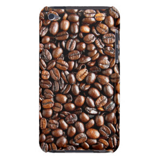 Coffee beans ipod case iPod touch cases