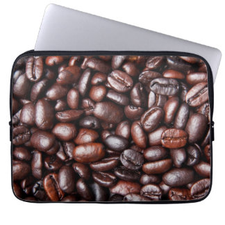 Coffee Beans - Java Bean Customized Templates Computer Sleeves