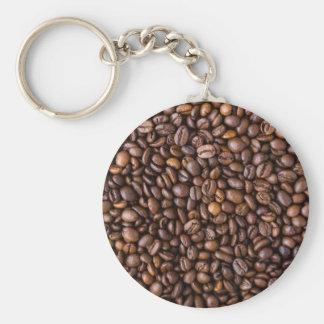 Coffee Beans! Key Ring
