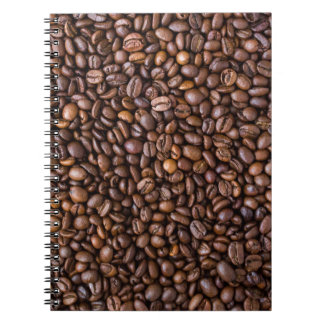 Coffee beans! notebooks