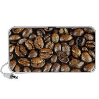 Coffee beans iPod speaker