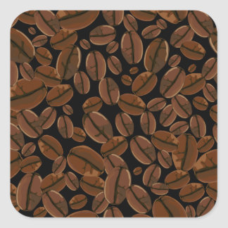 Coffee Beans Stickers