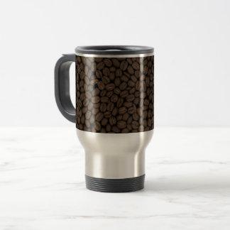 coffee_beans_texture grain travel mug
