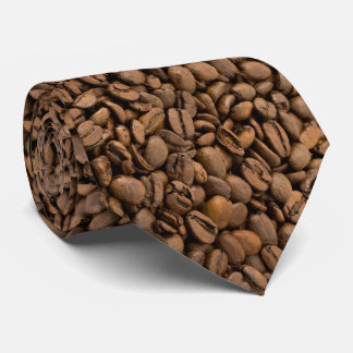 Coffee-beans Tie