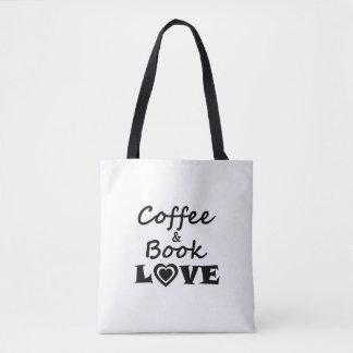Coffee & Book Love Bag