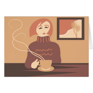 Coffee Break Card
