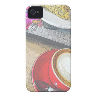 Coffee Break Collection iPhone 4 Case