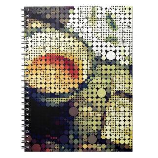Coffee Break - Cool dots Notebooks