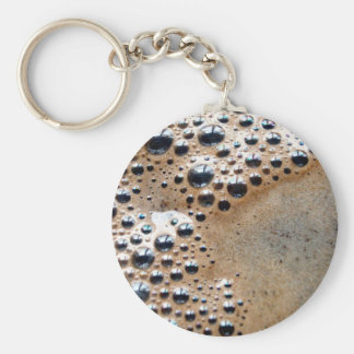 Coffee Bubbles Key Ring
