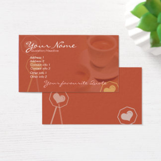Coffee Business & Personal Card #02