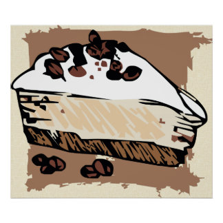 Coffee Cake Posters