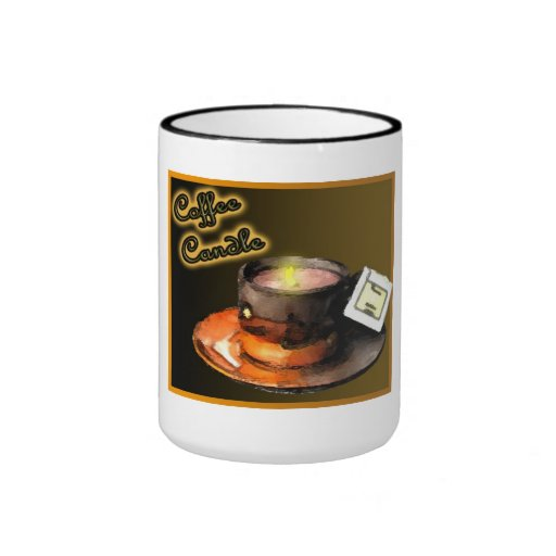 Coffee Candle Mugs