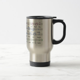 Coffee canon cup