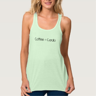 Coffee + Cardio Gym Tank
