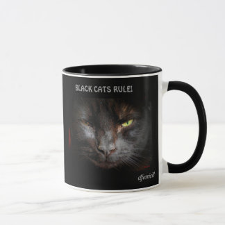 Coffee Cats The Darker the Better Mug