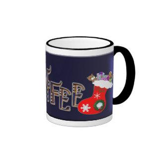 Coffee Classic Ringer Coffee Mug