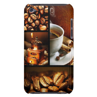 Coffee Collage 2 Case-Mate iPod Touch Case