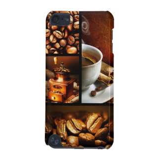 Coffee Collage 2 iPod Touch (5th Generation) Case