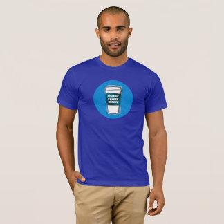 Coffee, Create, Repeat T-Shirt