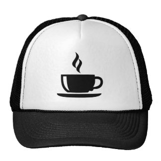 Coffee cup cap